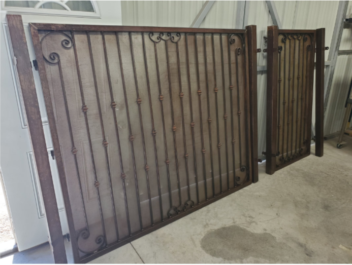affordable wrought iron repair service